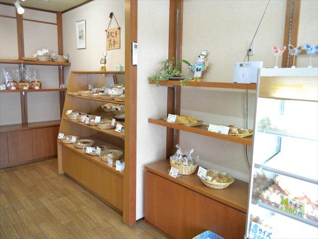カフェ萌木・福祉の店