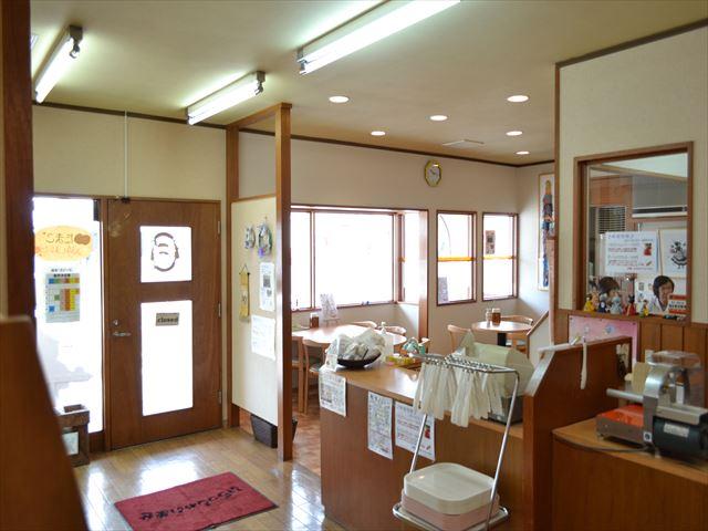 カフェ萌木・福祉の店イメージ画像ギャラリー